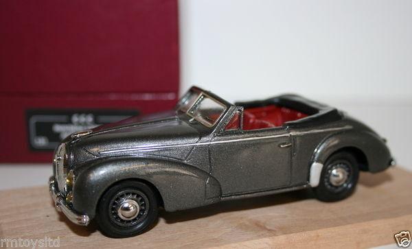 CCC ModelllS 1 43 SCALE RESIN Modelll - 131 - heißCHKISS CABRIOLET ANTHEOR 1952