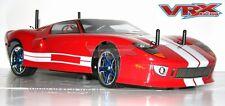 X-RANGER GT BRUSHLESS BATTERIA LIPO 7,4V RADIO 2.4 + KIT LUCI 1:10 VRX 4WD 1026R