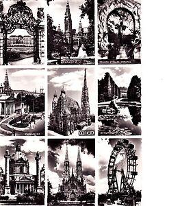 Wien , Ansichtskarte - Rostock, Deutschland - Wien , Ansichtskarte - Rostock, Deutschland