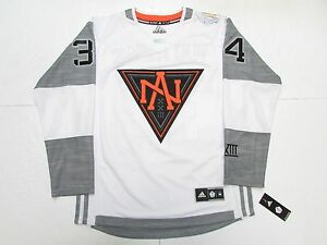 brand new dcf09 14181 Details about AUSTON MATTHEWS TEAM NORTH AMERICA WHITE 2016 WORLD CUP OF  HOCKEY ADIDAS JERSEY