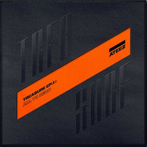 ATEEZ-TREASURE-EP-1-ALL-TO-ZERO-Album-CD-Photo-Book-Poster-9p-Card-etc-GIFT