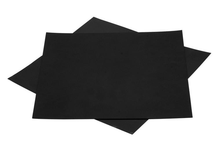 3D Printer Magnetic Stickers Print Bed Tape High Temp Anti-Warping Black