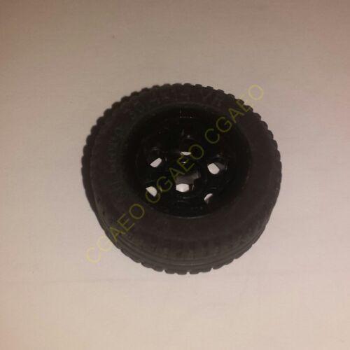 1 x Lego 2994c01 Wheel 30.4 x 14 VR, with Black Tire 30.4 x 14 VR Balloon