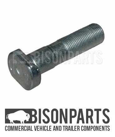 """MAN TGL 12.290 (2000 - 2007) REAR AXLE HUB WHEEL STUD / BOLT M18x1.5 BP110-116"