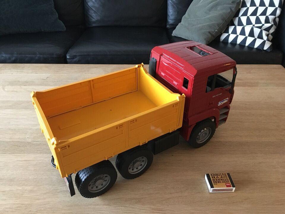 Andet legetøj, Lastbil, Bryder