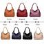 Women Genuine Leather Handbag Vintage Ladies Messenger Crossbody Shoulder Bags