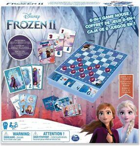 Frozen 2 Top Slide Game [Games]