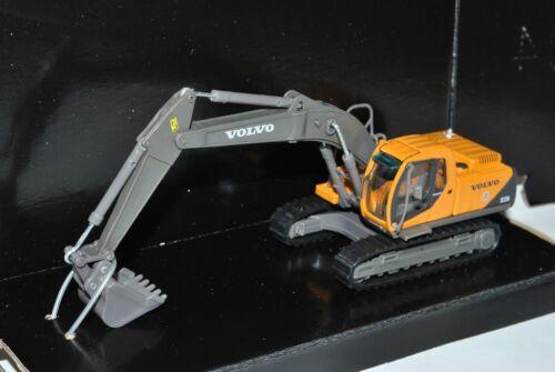Volvo ec210 orugas excavadoras baufahrzeug h0 1//87 Cararama modelo coche con o Oh...