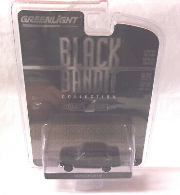 2019  Greenlight  Black Bandit Collection 1970 Datsun 510 series 22  1//64 scale