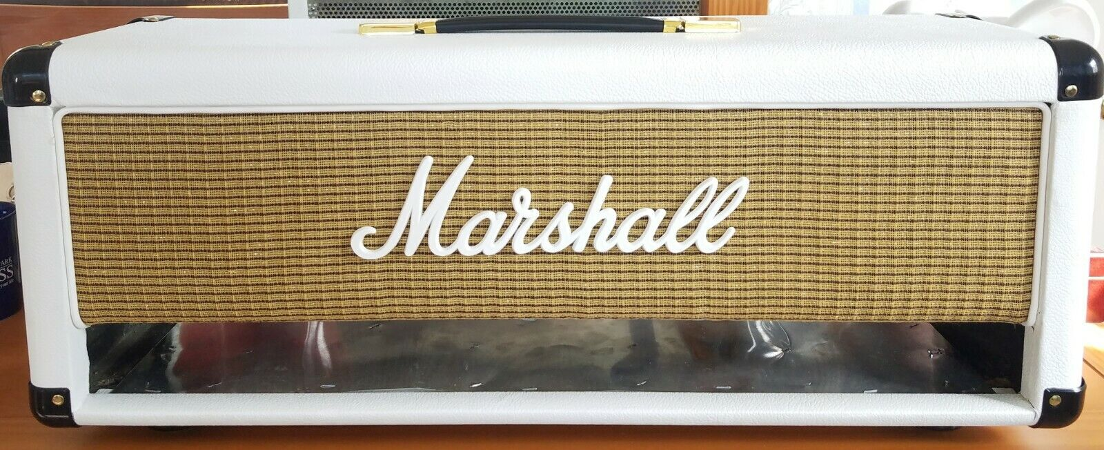 Marshall JCM 800 900 2000 Empty Head Shell. Buy it now for 350.00