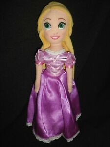 New Disney Store Japan Rapunzel Plush Keychain Disney Tangled 10 Years
