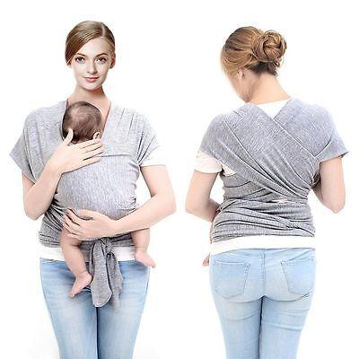 100/% Baumwolle 15 Tragetuch Babytragetuch Babytrage Baby Bauchtrage