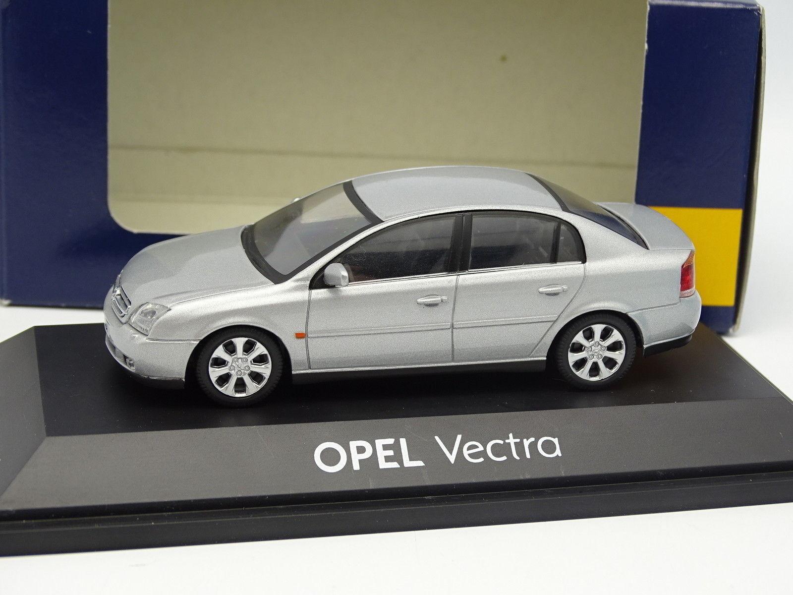 Schuco 1 43 - Opel Vectra 4 Portes silver