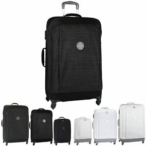 4090d7e9e07c Kipling Super Hybrid 4 Wheel Suitcase Holiday Luggage 3 Sizes Large ...