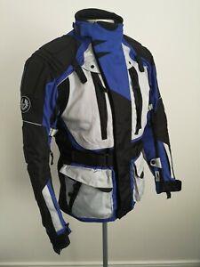 Belstaff-Blue-Motocycle-Bikers-Jacket-VGC-Size-Small