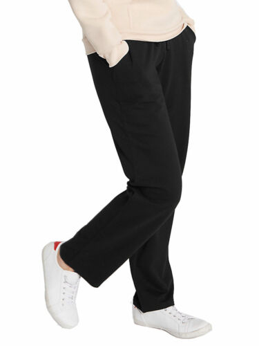M/&S LADIES TROUSERS JOGGERS LOUNGE PANTS JOGGING BOTTOMS CASUAL SIZES 6-32 NEW