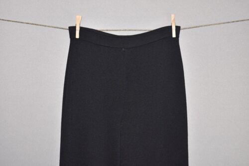 taille élastique Pantalon taille 4 en noir à maille Santana St 395 John zg7Fww8