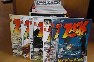 Zack-Heft-Nr-126-im-guten-Zustand-Neuweritg-Versandkostenfrei-Tip-Top