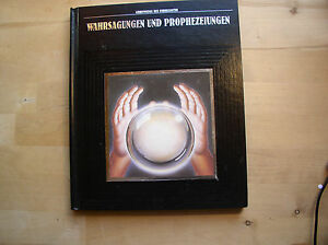 Wahrsagungen-und-Prophezeiungen-Geheimnisse-des-Unbekannten-Time-Life-1990