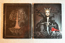New+Sealed Snow White and the Huntsman Steelbook Bluray German Edition