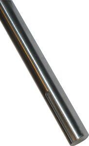 C45 h6 geschliffen Länge 500mm Antriebswellen 35mm mit Keilnut JS9