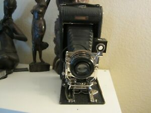 Ansco Ilex  No3A Universal Anastigmat Foldind Camera F:5-7 No:38150