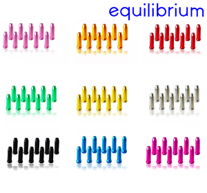 10-x-ANODISED-COLOURED-ALLOY-BIKE-CYCLING-BRAKE-GEAR-INNER-WIRE-CABLE-END-CAPS