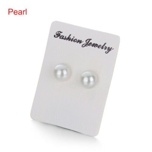 Ear Studs Magnetic Earrings Stimulating Acupoints Healthy Magnets Therapy