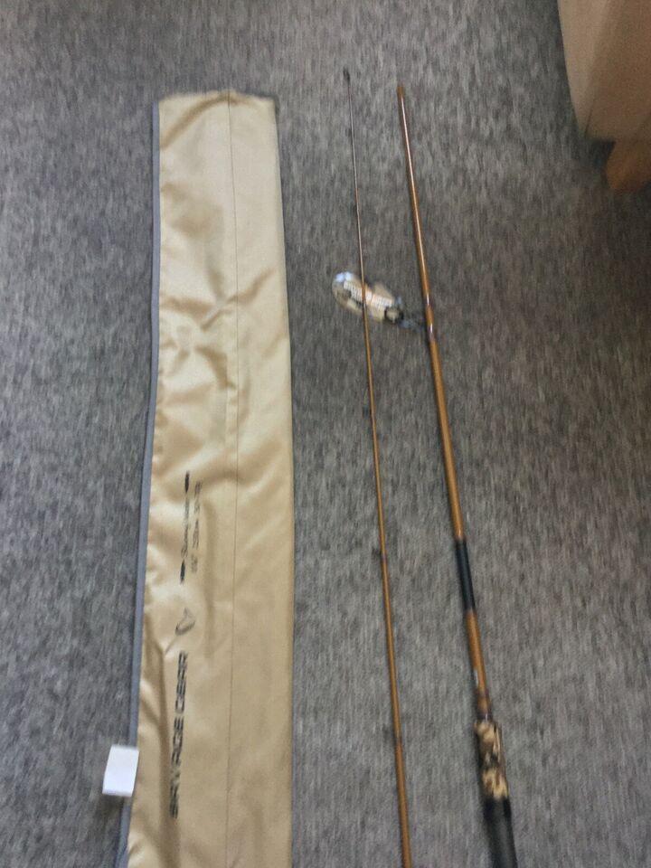 Fiskestang, Savage gear 8,6° 30-70 g