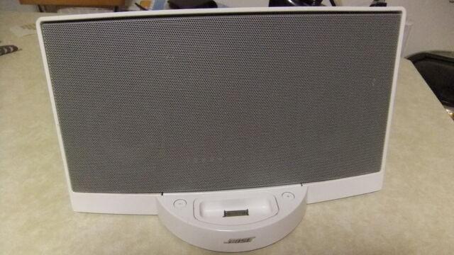 Bose SoundDock Series 1 iPod Speaker Dock