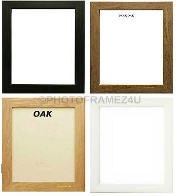Photo Frame Picture Poster Frames Wood Wall Decor Hanging Frames A1 A2 A3 A4 A5 Ebay