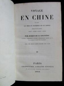 J-de-la-Graviere-Voyage-en-Chine-et-dans-les-mers-de-cet-empire-1847-1850-EO-T2