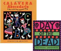 Calavera Abecedario Day Of The Dead Alphabet & Day Of The Dead Tony Johnston