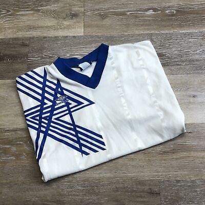 Umbro Men/'s V-Neck Short Sleeve Checkerboard Soccer Jersey Shirt Black//White