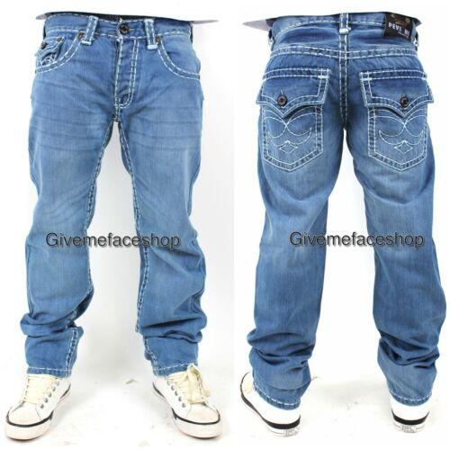 True Straight Star Mens Hop Denim Jeans G Boys Peviani Is Time Hip Money Bar BwqABOrFx
