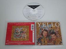 YELLO/BABY(MERCURY 848 791-2) CD ALBUM