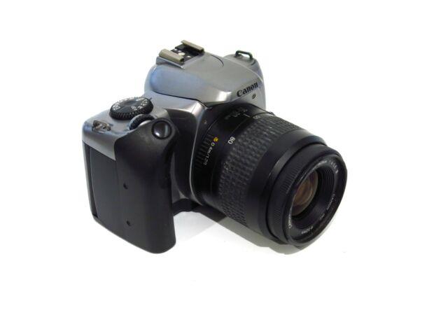 Excellent Canon Eos Rebel K2 35mm Film Slr W   Eos 35
