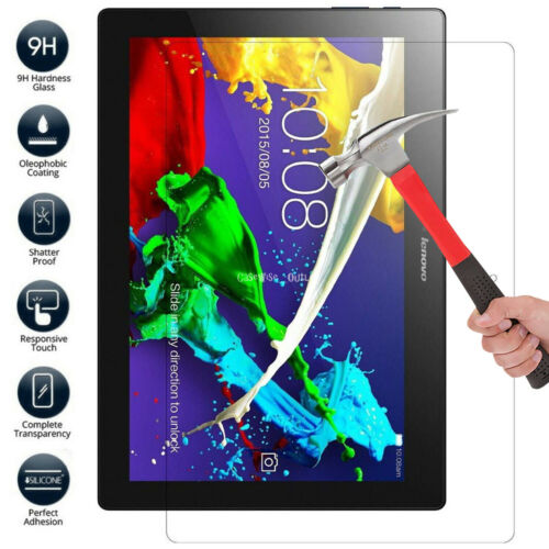 2016 HD Tempered Glass Screen Protector Cover Film Guard For LENOVO Tab3 10.1/""