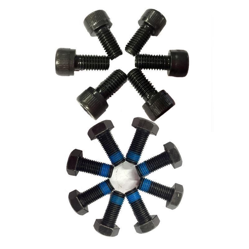 Alle Schrauben für eine Smf und Kupplung für einen BMW X1 Kombi Sdrive 18D