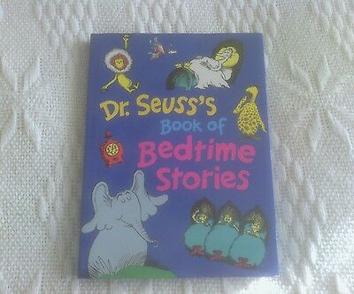 Dr Seuss's Book of Bedtime Stories Hard back