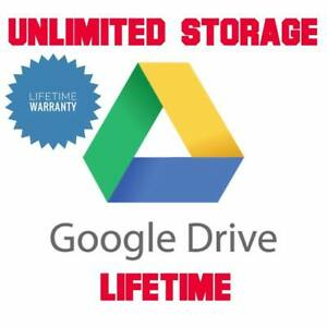 Unlimited-Google-Drive-Storage-Cloud-Drive-Added-Existing-Gmail-within-24h