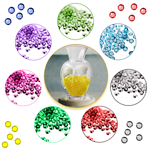 2000 Scatter Crystals Vase Decorations Diamond Table Confetti Party Wedding Gems