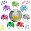 thumbnail 1 - 2000 Scatter Crystals Vase Decorations Diamond Table Confetti Party Wedding Gems