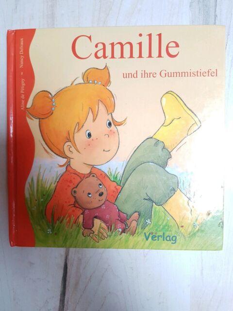 Aline de Petigny - Camille und ihre Gummistiefel