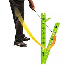 NEW Medicus GOLF Training Aid--VisionTrackPro 2# (Green) Swing Path Trainer