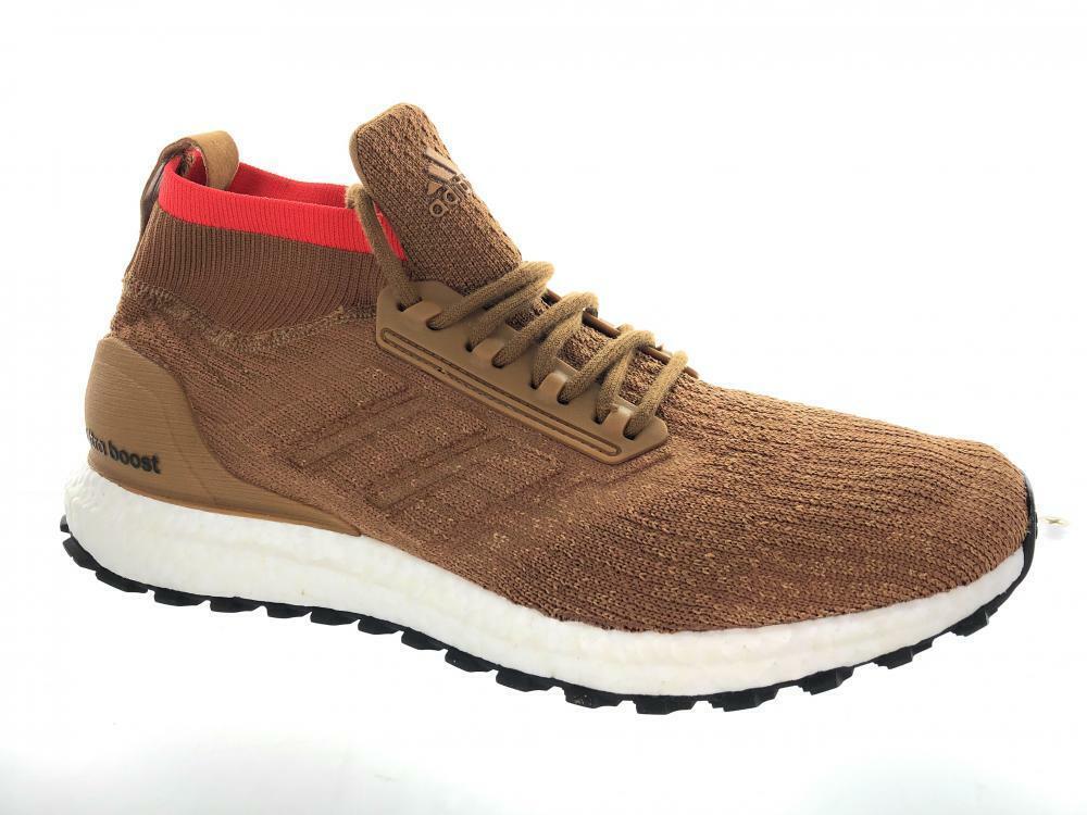 abae5568ab803 Men s Adidas UltraBoost All Terrain Running shoes CM8258 Raw Desert Core  Black
