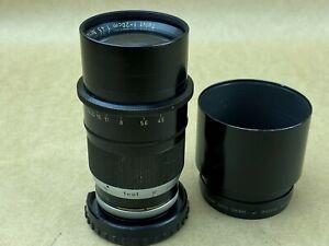 Leica-20cm-F-4-5-Telyt-Ernst-Leitz-Wetzlar-200mm-Screw-Mount-Lens-1445662