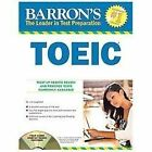 Barron's Toeic by Lin Lougheed (2013, Paperback, Revised)