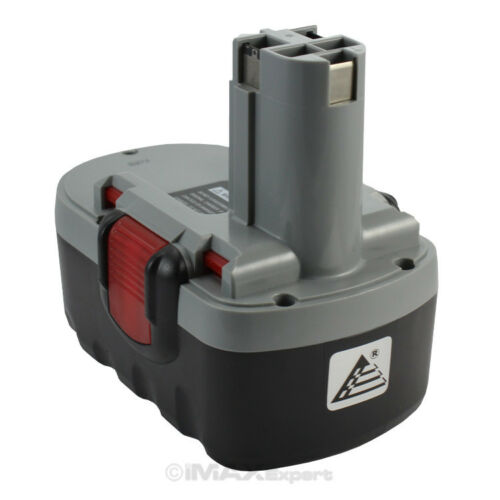 Universal charger for Bosch 2 x 18V Extended 3.0AH Ni-Mh Batteries for BAT180