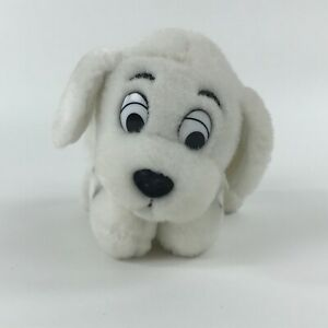 Disney-101-Dalmatians-Penny-Puppy-Dog-Plush-Stuffed-Animal-Small-Pink-Collar